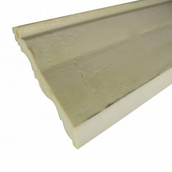 Cornice White Urethane Sample of 10982 23.5 Long Cornice Cornice Moulding Cornice Molding