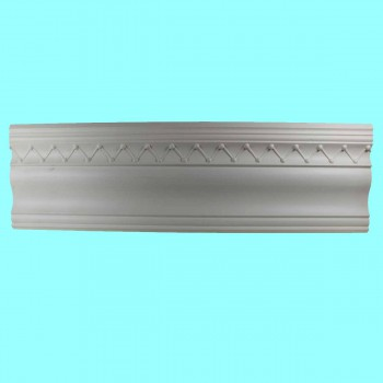 Cornice White Urethane Sample of 10983 23.5 Long Cornice Cornice Moulding Cornice Molding