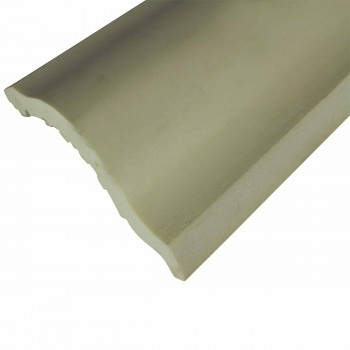 Cornice White Urethane Sample of 10986 23.5 Long Cornice Cornice Moulding Cornice Molding