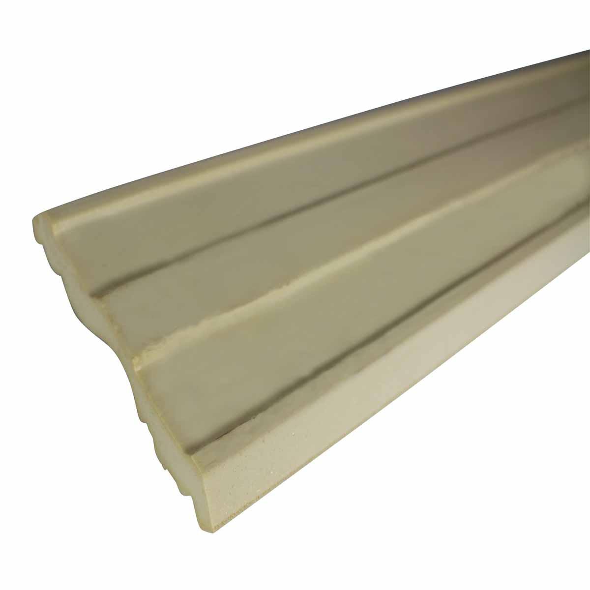Cornice White Urethane Sample of 10991 23.5 Long Cornice Cornice Moulding Cornice Molding