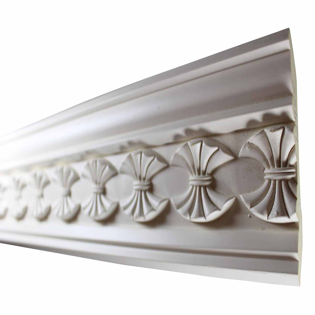 Cornice White Urethane Sample of 10992 23.5 Long Cornice Cornice Moulding Cornice Molding