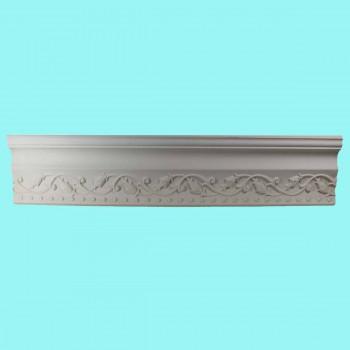 Cornice White Urethane Sample of 10994 23.5 Long Cornice Cornice Moulding Cornice Molding