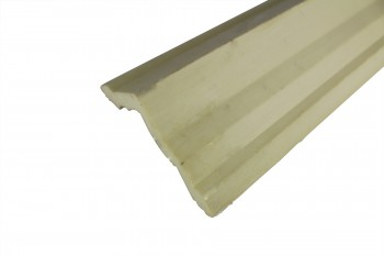 <PRE>Cornice White Urethane Sample of 11169 23.5inch Long </PRE>zoom6