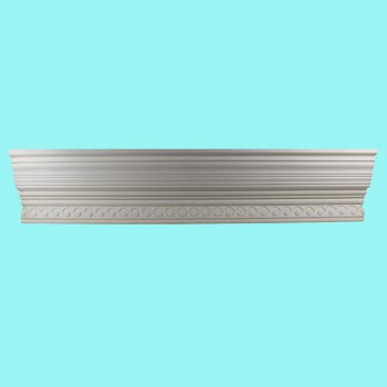 Cornice White Urethane Sample of 11177 23.5 Long Cornice Cornice Moulding Cornice Molding