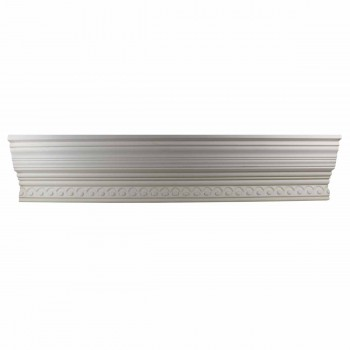 Cornice White Urethane Sample of 11177 23.5