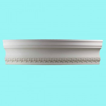 <PRE>Cornice White Urethane Sample of 11182 23.5&quot; Long </PRE>