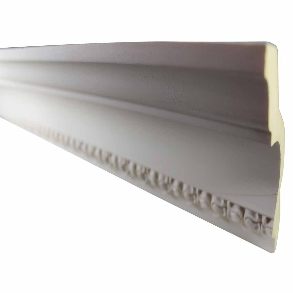 Cornice White Urethane Sample of 11182 23.5 Long Cornice Cornice Moulding Cornice Molding