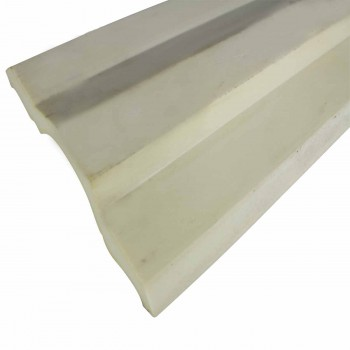<PRE>Cornice White Urethane Sample of 11182 23.5inch Long </PRE>zoom5