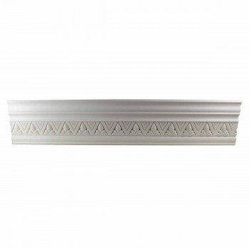 Cornice White Urethane Sample of 11185 24
