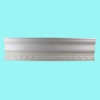 <PRE>Cornice White Urethane Sample of 11190 24inch Long </PRE>zoom2