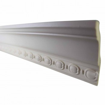 <PRE>Cornice White Urethane Sample of 11190 24inch Long </PRE>zoom3