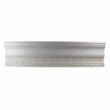 <PRE>Cornice White Urethane Sample of 11190 24inch Long </PRE>zoom1