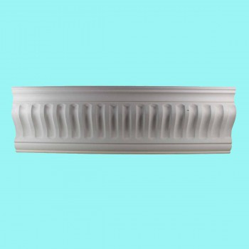 <PRE>Cornice White Urethane Sample of 11194 24inch Long </PRE>zoom2