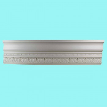 <PRE>Cornice White Urethane Sample of 11195 24inch Long </PRE>zoom2