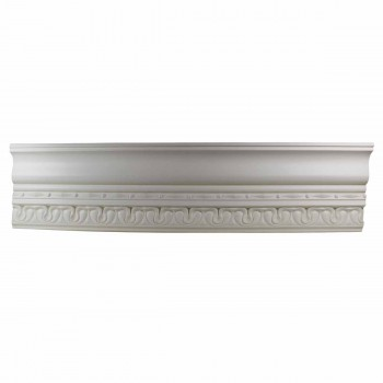 <PRE>Cornice White Urethane Sample of 11195 24inch Long </PRE>zoom1