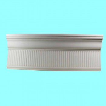 <PRE>Cornice White Urethane 24inch Sample of 11199 </PRE>zoom2
