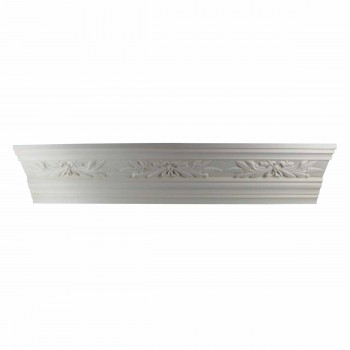Cornice White Urethane Sample of 11349 24 Long Cornice Cornice Moulding Cornice Molding