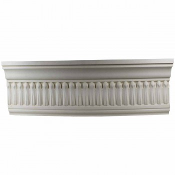 Cornice White Urethane Sample of 11351 24
