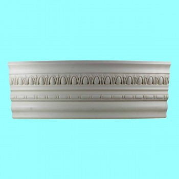 <PRE>Cornice White Urethane Sample of 11352 24inch Long </PRE>zoom2