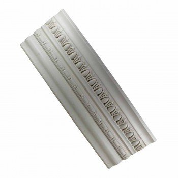 Cornice White Urethane Sample of 11352 24 Long Cornice Cornice Moulding Cornice Molding