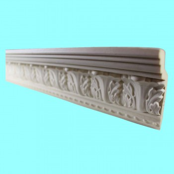 <PRE>Cornice White Urethane 24inch Sample of 11353 </PRE>zoom2