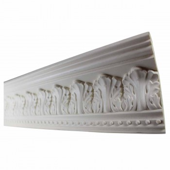 <PRE>Cornice White Urethane 24inch Sample of 11353 </PRE>zoom3
