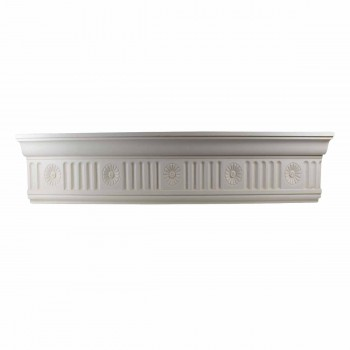 <PRE>Cornice White Urethane 24inch Sample of 11357 </PRE>zoom3