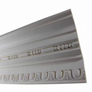 <PRE>Cornice White Urethane 24inch Sample of 11382 </PRE>zoom4