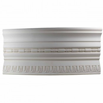 <PRE>Cornice White Urethane 24inch Sample of 11382 </PRE>zoom1