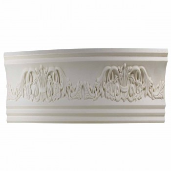 <PRE>Cornice White Urethane 24&quot; Sample of 11386 </PRE>