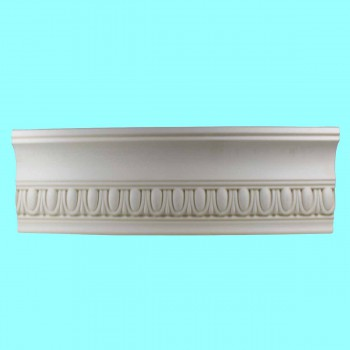 <PRE>Cornice White Urethane 23.5inch Sample of 11387 </PRE>zoom2