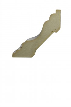 <PRE>Cornice White Urethane Sample of 11392 23.5inch Long </PRE>zoom5