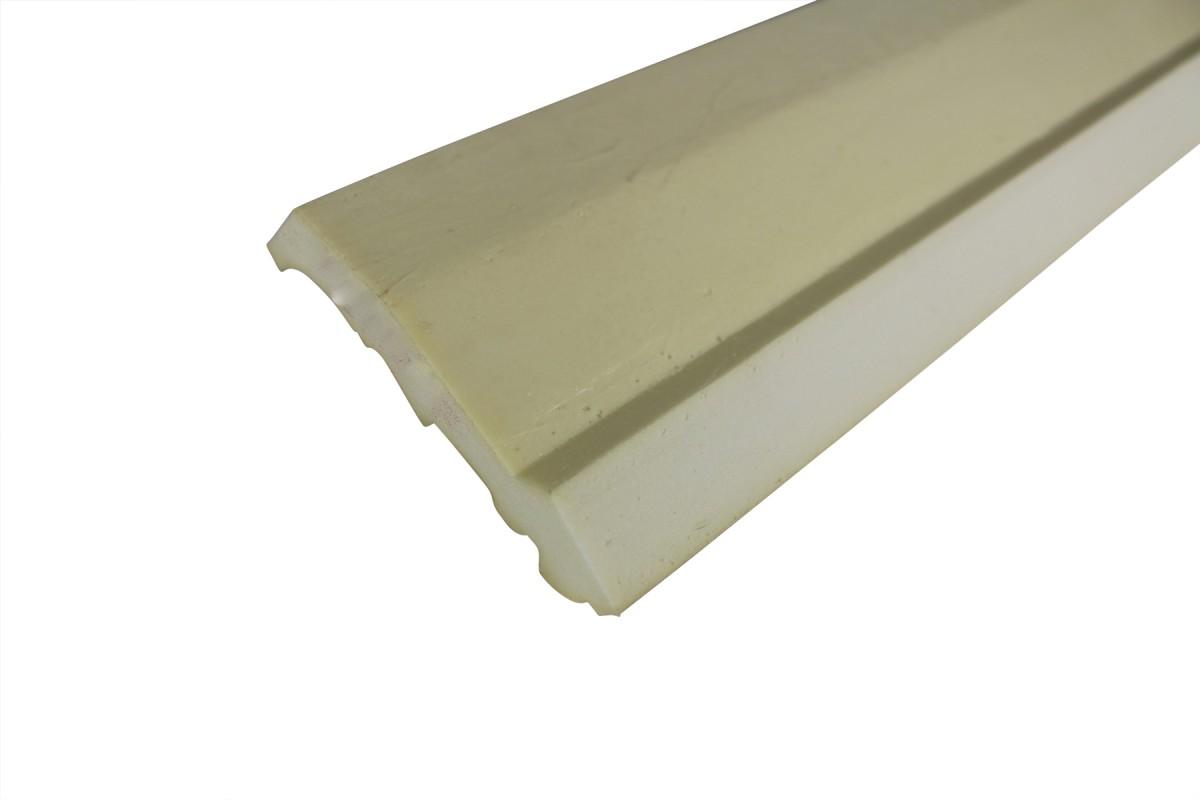 Cornice White Urethane Sample of 11394 23.5 Long Cornice Cornice Moulding Cornice Molding