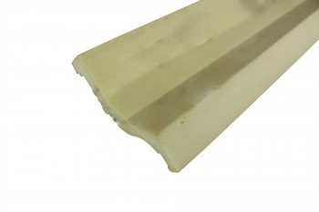 <PRE>Cornice White Urethane Sample of 11397 23.5inch Long </PRE>zoom5