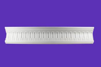 Cornice White Urethane Sample of 11443 23.5 Long Cornice Cornice Moulding Cornice Molding