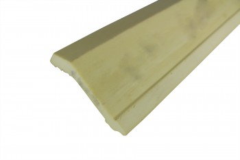 <PRE>Cornice White Urethane Sample of 11443 23.5inch Long </PRE>zoom5
