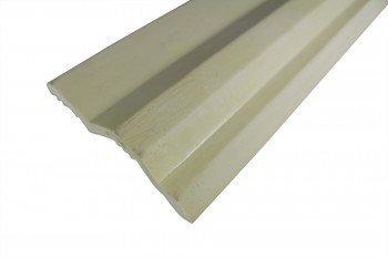 <PRE>Cornice White Urethane Sample of 11454 23.5inch Long </PRE>zoom6