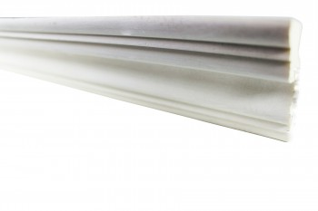 <PRE>Cornice White Urethane Sample of 11458 24inch Long </PRE>zoom3