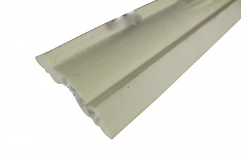 <PRE>Cornice White Urethane Sample of 11458 24inch Long </PRE>zoom6