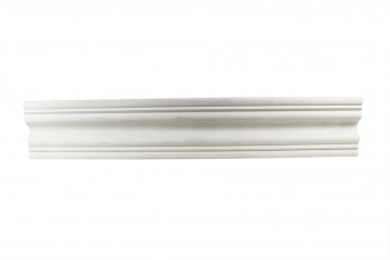 <PRE>Cornice White Urethane Sample of 11458 24inch Long </PRE>zoom7