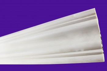 <PRE>Cornice White Urethane Sample of 11458 24inch Long </PRE>zoom8