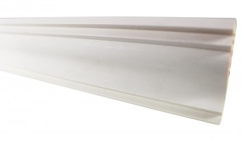 <PRE>Cornice White Urethane 23.5&quot; Sample of 11459 </PRE>