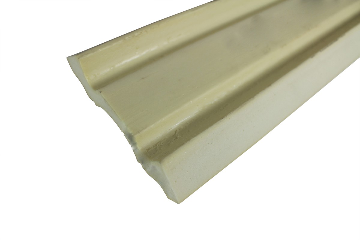 Cornice White Urethane Sample of 11463 23.5 Long Cornice Cornice Moulding Cornice Molding