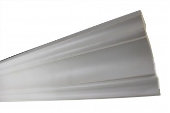 <PRE>Cornice White Urethane Sample of 11463 23.5inch Long </PRE>zoom4