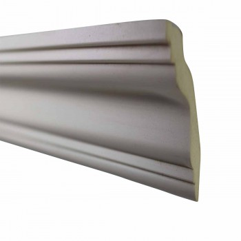<PRE>Cornice White Urethane 24inch Sample of 11465 </PRE>zoom3