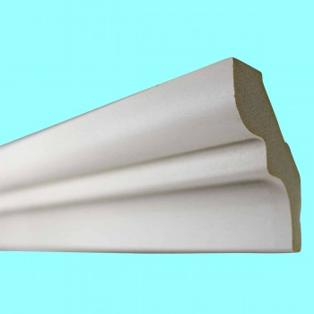 <PRE>Cornice White Urethane Sample of 11466 24inch Long </PRE>zoom2