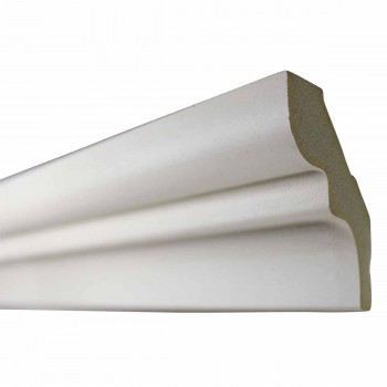 <PRE>Cornice White Urethane Sample of 11466 24inch Long </PRE>zoom1