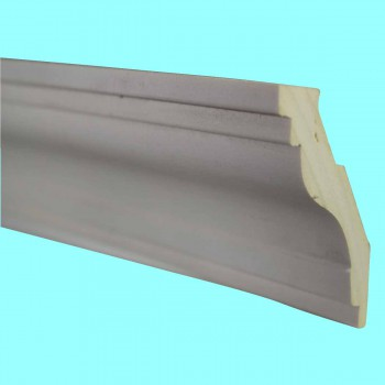 <PRE>Cornice White Urethane Sample of 11470 23.5&quot; Long </PRE>