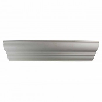 Cornice White Urethane Sample of 11481 23.5 Long Cornice Cornice Moulding Cornice Molding