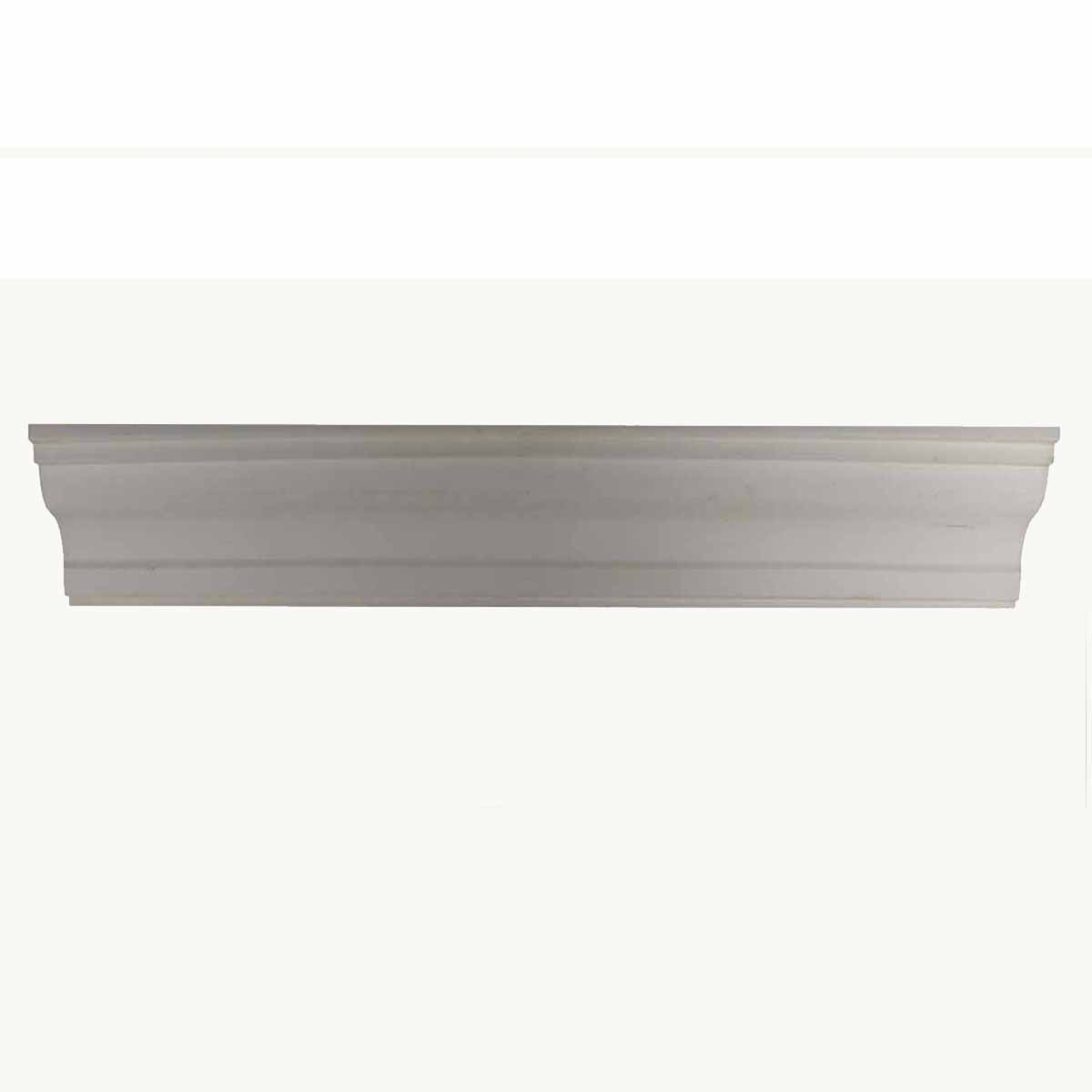 Cornice White Urethane Sample of 11483 23.5 Long Cornice Cornice Moulding Cornice Molding
